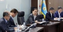 靑, 北 발사체 관련 관계부처 장관회의 진행···대응 방안 논의