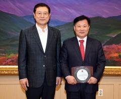 광주광역시, '시민참여형 광주천 가꾸기' 우수단체 표창