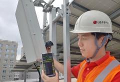 LGU+, 5G 모바일 품질측정 앱-안테나 방향각 측정기 상용화