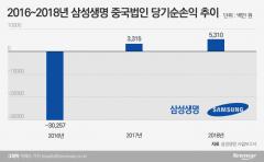 삼성생명, 中법인 340억 증자 2년만에 재추진