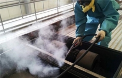 대구도시철도 객차내 공기질 검사결과 '매우 양호'