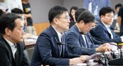 """손병두 금융위 부위원장 """"시장참여자, 냉정 되찾고 차분히 대응해야"""""""