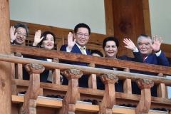 탄질라 나르바예바 우즈베키스탄 국회 상원의장, 인천시 방문