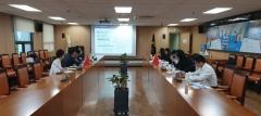 인천항만공사, 中 국무원발전연구중심 관계자 인천항 방문