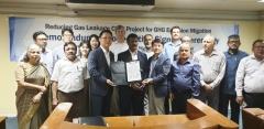 중부발전, '방글라데시 가스누설 방지 CDM사업' 계약 체결