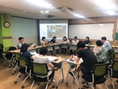 인천시교육청, 선학중 복합문화교육시설 건립 TF팀 구성..첫 협의회 개최