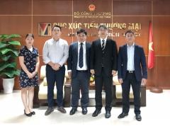 경기도주식회사-베트남 NATEC, 9월 중 '베트남 진출 가속도' MOU 추진