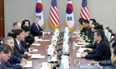 에스퍼 美국방장관, 韓에 '호르무즈 해협 파병' 요청