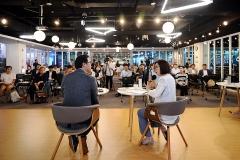 """은수미 성남시장 """"용기있게 도전하는 기업과 시민 언덕 될 것"""""""