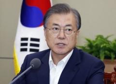 문 대통령 국정지지도 47.3%…긍정평가 2.1%p 상승