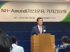 배영훈 NH-아문디 대표, 첫 상품은 '日 수출보복 관련 주식형 펀드'