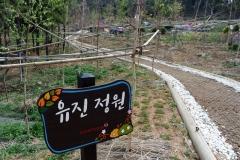 유진투자증권, 대부도에 200평 규모 '유진정원' 조성