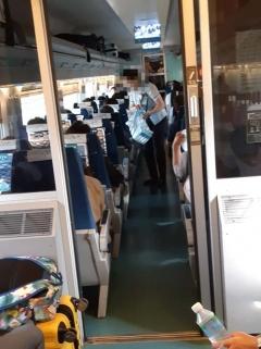 KTX 열차 에어컨 고장 잇따라···운행하던 기장 병원行