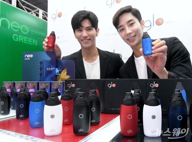 [NW포토]BAT코리아, 차세대 전자담배 '글로 센스' 출시