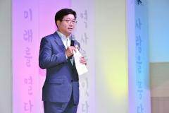 """염태영 수원시장 """"대한민국 도시를 선도하는 역할 할 것"""""""
