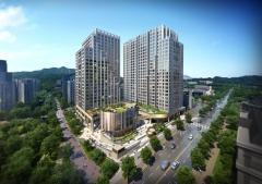 현대건설, '힐스테이트 과천 중앙' 모델하우스 16일 개관
