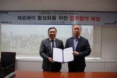 감정평가사協-서울시 '제로페이 활성화 위한 업무협약' 체결