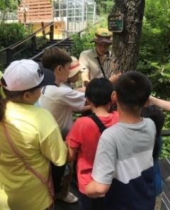 수성구 드림스타트, '어울림 숲체험' 프로그램 실시