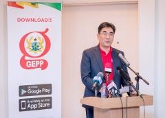 KT, 가나서 감염병 확산방지 플랫폼 서비스 개시