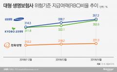 건전성 높인 저금리의 역설···보험사, 6월 RBC비율 상승