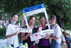 SK 대학생 자원봉사단 'SUNNY', 베트남서 글로벌 캠프 진행