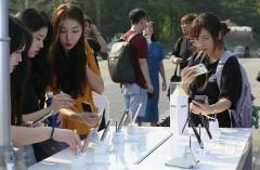 갤노트10 출시 효과? 8월 번호이동 급증…5G 가입자도 폭증세