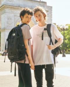 노스페이스, 가을 신학기 백팩 컬렉션 출시