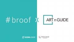 아이콘루프, 미술품 공동구매 플랫폼에 '브루프' 적용