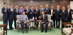 인천시의회 대표단, 방콕시의회 방문...친선 교류 협력 다져