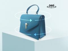 온라인쇼핑, 3D로 즐긴다…엘롯데 '360도 상품 미리보기' 선보여
