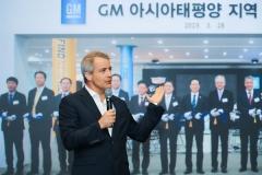 GM고위 리더십,韓 방문 '한국지엠' 현황 점검