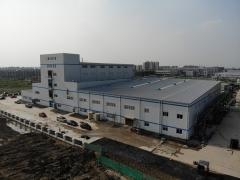 포스코,中서 '양극재 공장' 준공…연산 5천톤 규모