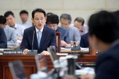 인천시의회, 정희윤 인천교통공사 사장 내정자 인사간담회 개최