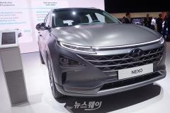 현대차 수소차 넥쏘, 국내 누적 판매 '1만대' 돌파