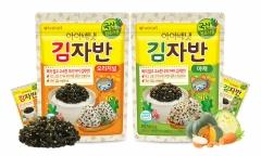 아이배냇, 국산 원초로 만든 유아용 김자반 선봬