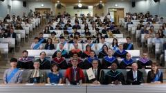 겐트대 글로벌캠퍼스, 2019년 졸업식 및 입학식 개최