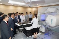 한림대강남성심병원, 암세포만 쏘는 '초정밀 방사선기' 도입