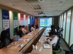 인천항만공사, 글로벌 포워더 `DB Schenker Korea` 인천항 방문