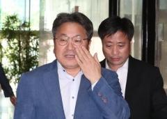 """강기정, '조국 수사 자제 메시지' 전달 논란에 """"적절했다"""""""
