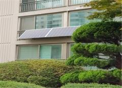 안산시, '주택용 미니 태양광 발전소' 설치비 85% 지원