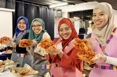 aT, 말레이시아에서 'Taste Korean Kimchi Festival' 개최
