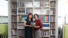 인천도시공사, '꿈의 책방' 6호점 개소 및 도서기증