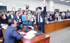 새로운 선거제, 정개특위 통과…법사위서 90일 논의 후 본회의