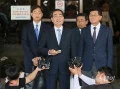 상고심 판결 관련해 발언하는 삼성 변호인단