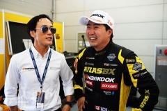 한국타이어 '세 번째' 우승 발판 마련