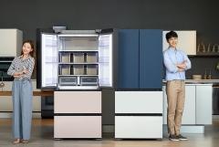 삼성전자, '비스포크' 적용 대용량 김치냉장고 출시