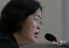 """조성욱 공정위원장 """"재벌총수 지분율 낮다고 제재할 생각 없다"""""""