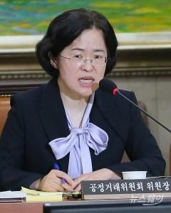 """조성욱 """"경제상황 이유로 공정경제 후퇴 없을 것"""""""