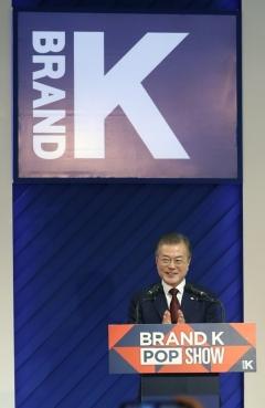"""문 대통령 """"'Brand K', 韓·태국 경제협력 가능성 확인"""""""