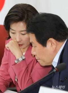 """나경원 아들도 논문 의혹?…교수 """"부탁 있었다"""""""